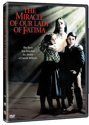 Miracle of Fatima DVD
